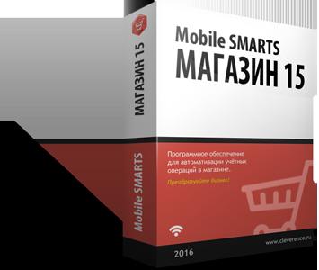 Mobile SMARTS: Магазин 15